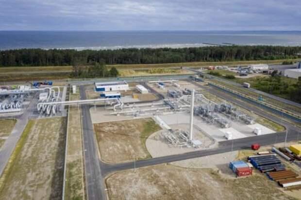 В газовых проблемах Евросоюза обвиняют... Незалежную