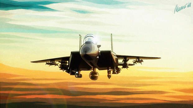Российский летчик развеял надежду США победить в бою между F-15EX и Су-57