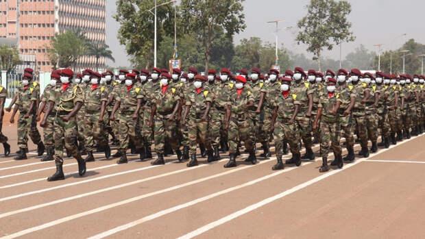 Российские инструкторы сделали из FACA одну из лучших армий в Африке