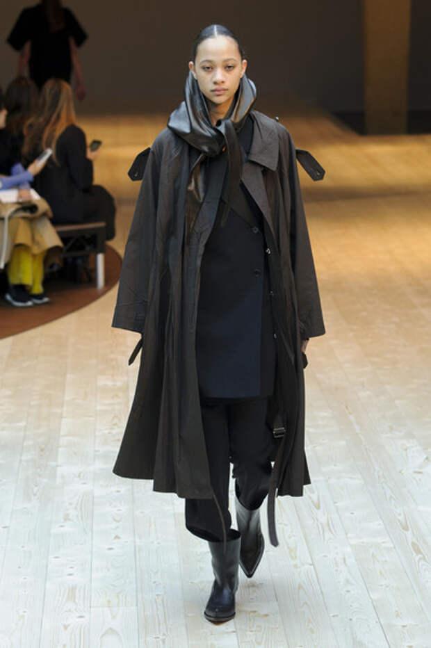 Модные пальто осень 2017 | галерея [3> фото [5]