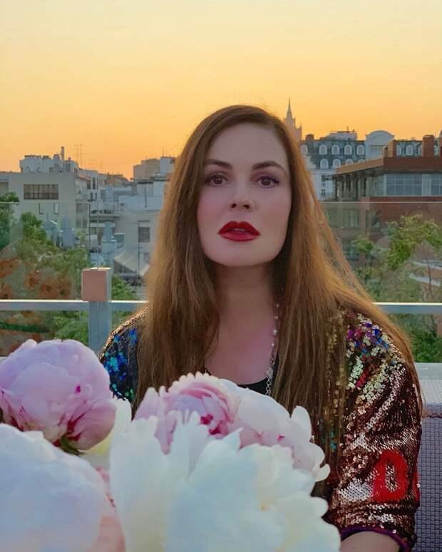 Вечно молодая Екатерина Андреева