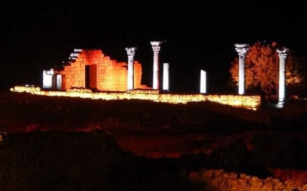В Крыму посещение Херсонеса Таврического достигло рекордного числа в «Ночь музеев»