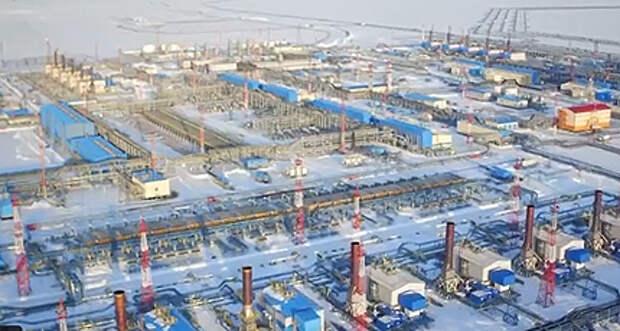 """""""Газпром"""" с начала года увеличил добычу газа на 13,7%"""