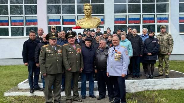 В Калининградской области в честь 9 Мая прошел Всероссийский ведомственный автопробег Росгвардии
