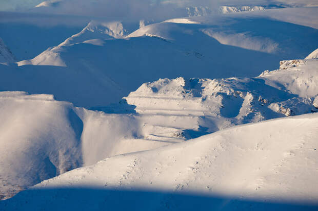 Пропавший в Хибинах лыжник найден мертвым
