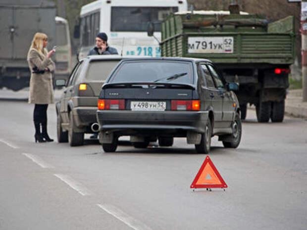 ГИБДД не хочет выезжать на места ДТП без пострадавших