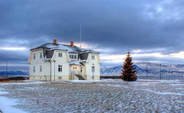 Хёвди - Рейкьявик Исландия