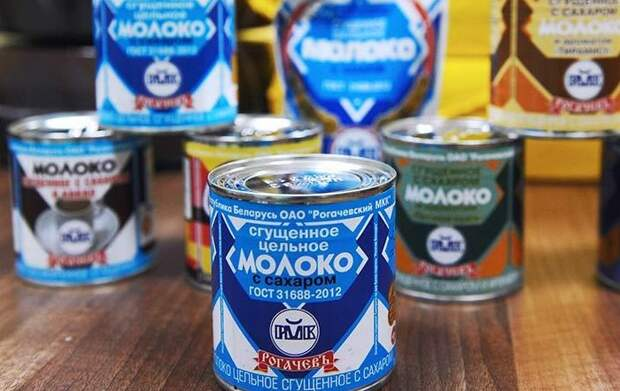 Натуральный продукт всегда называется «сгущенное молоко», а не «сгущенка» / Фото: pbs.twimg.com