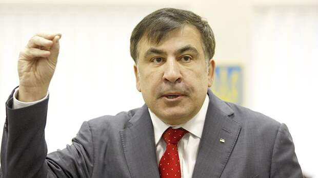 Саакашвили: Украина стала проходным двором для преступников