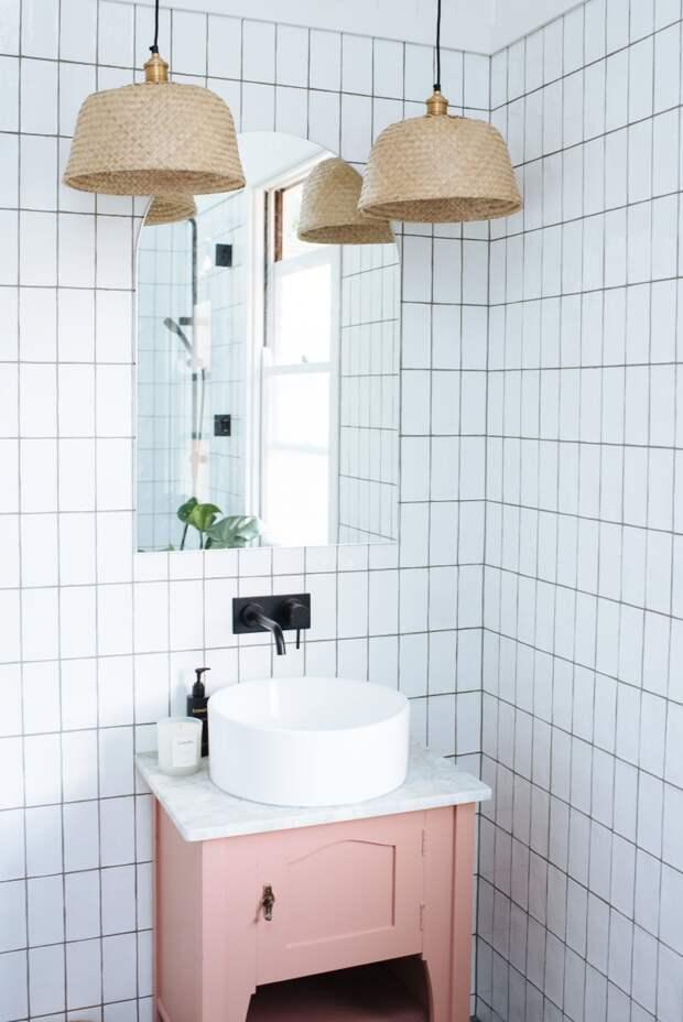 Бюджетные абажуры из корзин IKEA (мастер-класс)