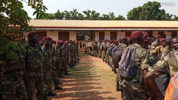 Radio Ndeke Luka: армия ЦАР повышает уровень готовности в преддверии национального диалога