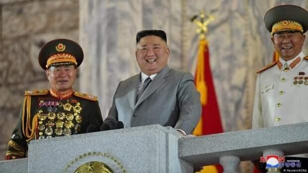 О новом облике ВС Северной Кореи