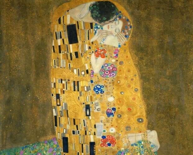 Женщины, любовь и золото Густава Климта