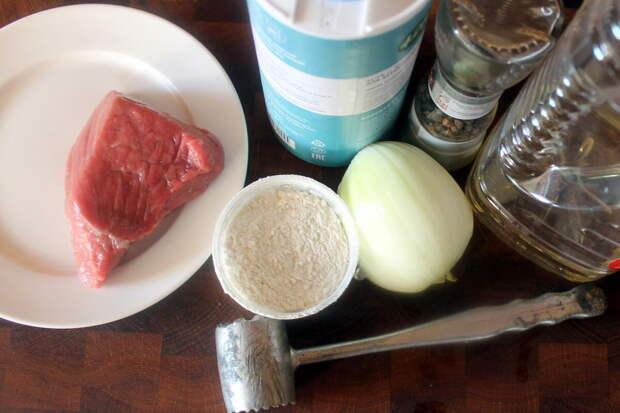 Если у вас есть вытопленный говяжий жир, замените им растительное масло.