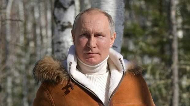 Здоровый и сильный лидер: британцы отреагировали на видео с Путиным в тайге