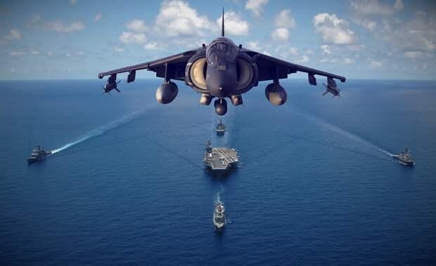 Не злите Россию: британцы испугались военно-морских учений НАТО