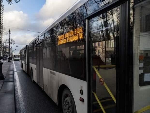 Дети из многодетных семей и предпенсионеры получат льготы на проезд в общественном транспорте Петербурга и Ленобласти