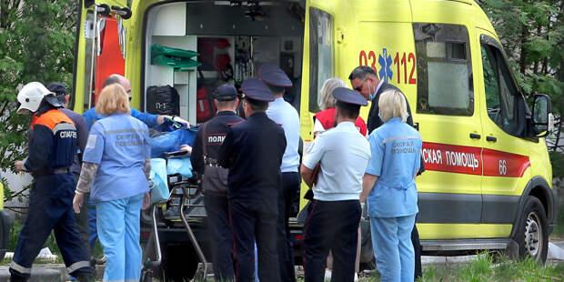 Число погибших при нападении на школу в Казани возросло до девяти