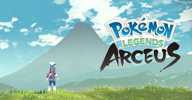 Стали известны даты выхода Pokemon Legends: Arceus и ремейков Diamond и Pearl