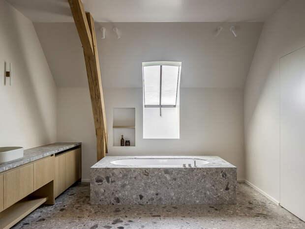 Из старого амбара в стильный дом: интересное преображение в Бельгии