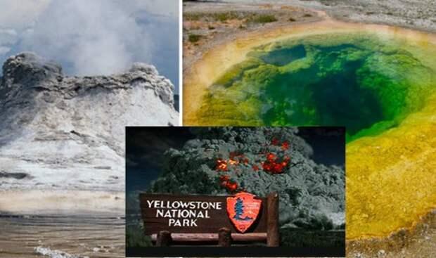 Йеллоустоун – извержение вулкана неизбежно: предупреждение специалиста