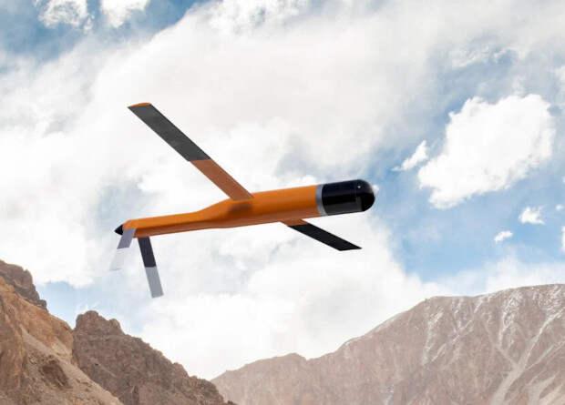 Американцы представили противодроновый беспилотник с микроволновым излучателем