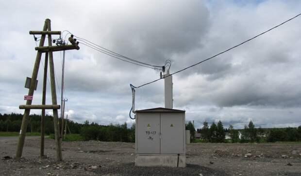 Перебои сэлектричеством ожидают жителей Карелии