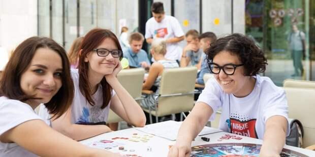 В Строгине откроется клуб юных бизнесменов