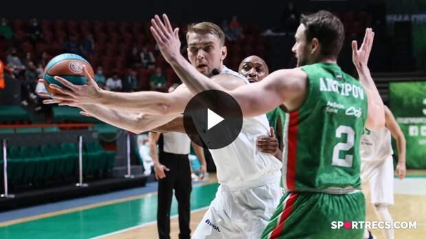 UNICS vs Enea Zastal Zielona Gora Condensed Game Quarterfinals Game 1 | Season 2020-21