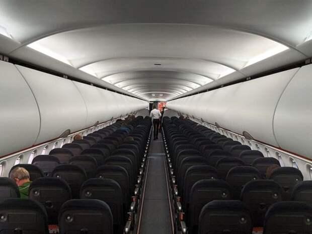 Российские авиакомпании ощутимо сократили перевозки в сравнении с «доковидным» периодом