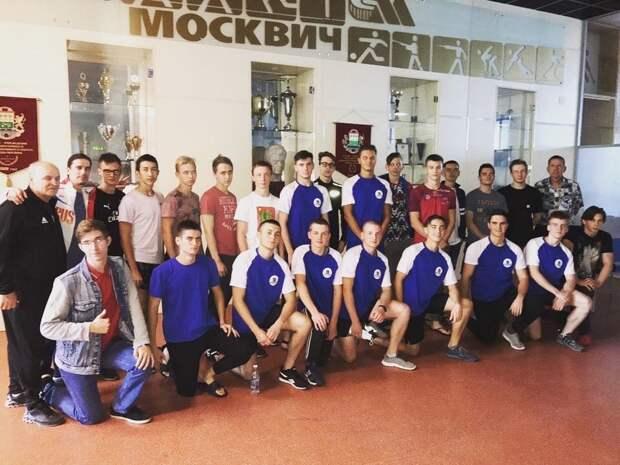Допризывники СВАО в пятый раз кряду выиграли московскую спартакиаду
