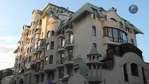 Самая роскошная улица Москвы