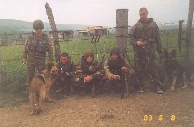 Чечня, 1999 год. Рассказ кинолога-сапера.