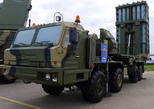 Комар не пролетит: в РФ раскрыли уникальные возможности ЗРК С-350 «Витязь»