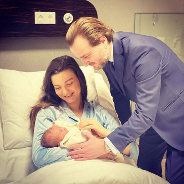 Князь Грузии Хуан Багратион-Мухранский впервые стал отцом