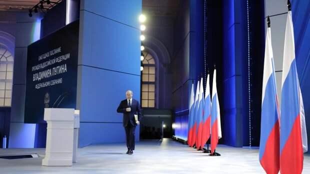 Запад прекрасно знает, где Путин провел красную черту