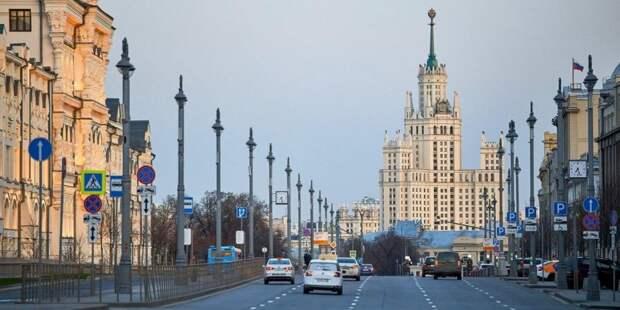 Режим временных ограничений в Москве сохраняется до 31 мая Фото: mos.ru
