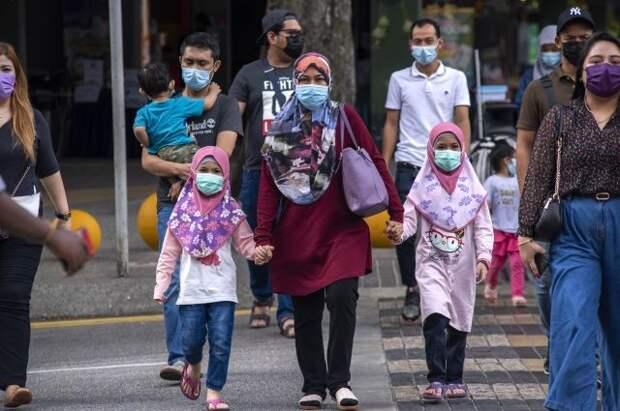 В Малайзии с 12 мая по 7 июня вводится общенациональный локдаун