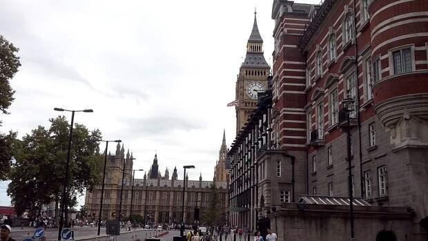 Банк Англии ожидает рекордный за 80 лет рост ВВП страны