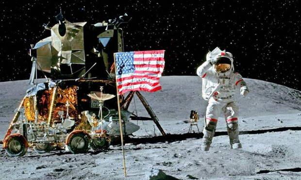 Почему «летавшие на Луну» американцы не могут вновь покорить спутник Земли