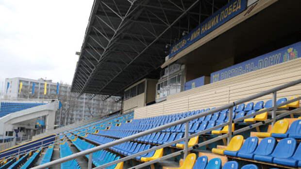 Ремонт западной трибуны стадиона «Олимп-2» вРостове завершится в2021 году