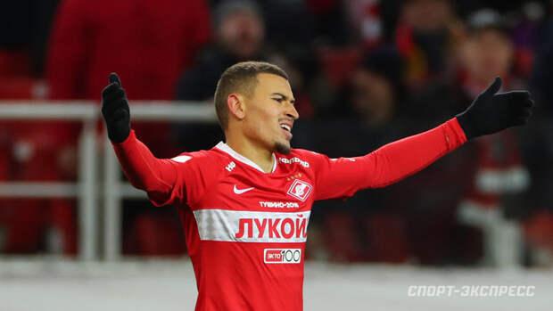 «Спартак» отреагировал нанепопадание Ларссона всимволическую сборную сезона РПЛ, пошутив над Малкомом