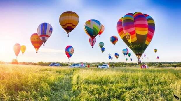 В Анапе решили провести фестиваль воздушных шаров
