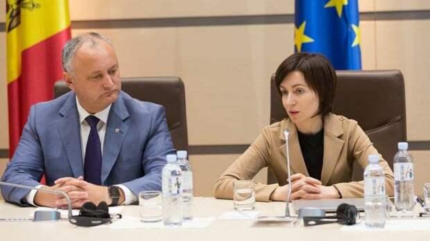 Второй тур выборов в Молдове. Побеждает Санду