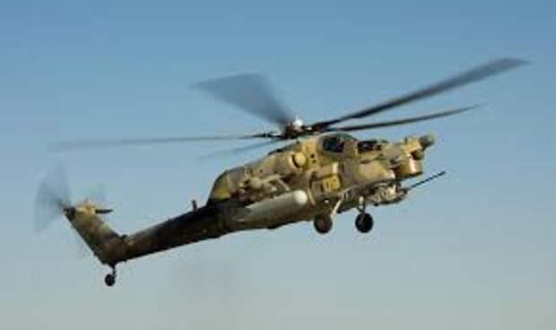 Вертолет Ка-32 упал в акватории Куршского залива под Калининградом