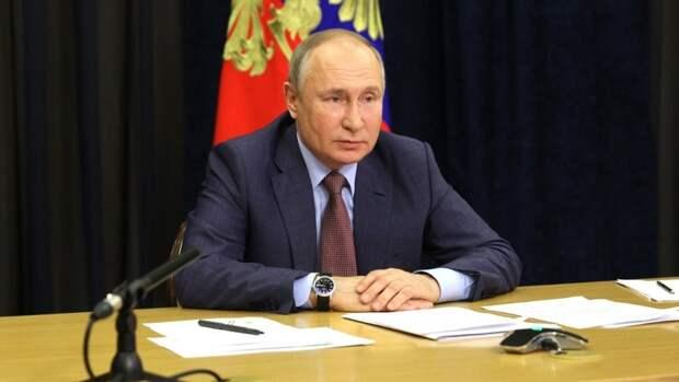 Украина недовольна заявлением Путина о единстве народов