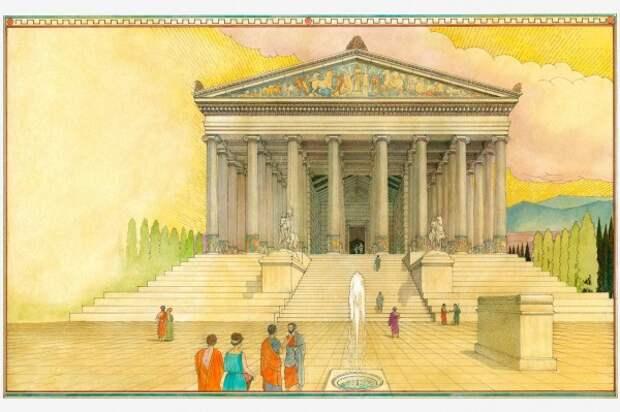Осознанные сновидения использовали во времена античности.