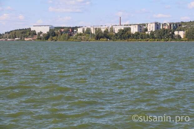 В Ижевском пруду утонул 16-летний подросток