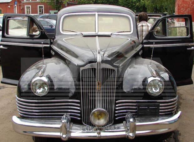 В Москве украли лимузин Сталина. ФОТО