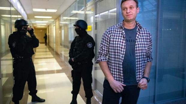 В Томске задержан мэр – Навальный доволен, может вернуться в Россию